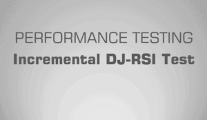 Incremental DJ-RSI test