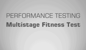 Multistage Fitness Test - Science for Sport