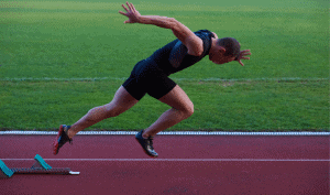 science for sport Rate of Force Development (RFD) - Block Start