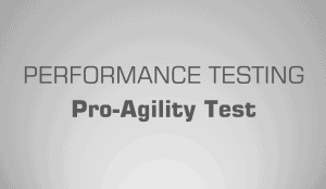 Pro-Agility test - Science for Sport