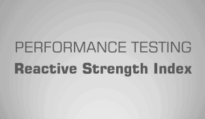 Reactive Strength Index (RSI) - Science for Sport