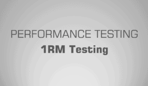 1RM Testing - Science for Sport