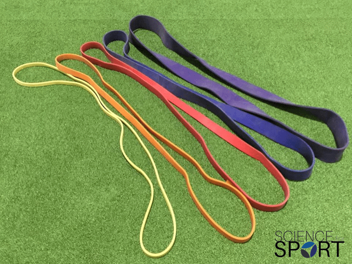 elastic-resistance training science for sport
