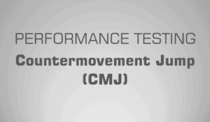 countermovement jump (CMJ) - Science for Sport