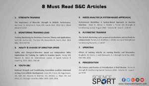 8 Must Read SnC Articles