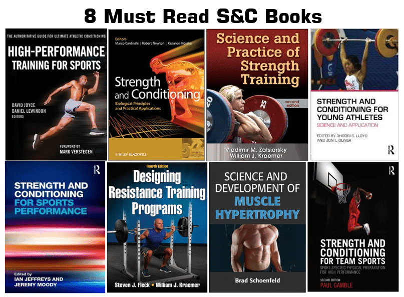 8 Must Read SnC Books