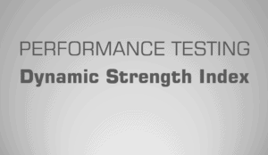 dynamic strength index science for sport