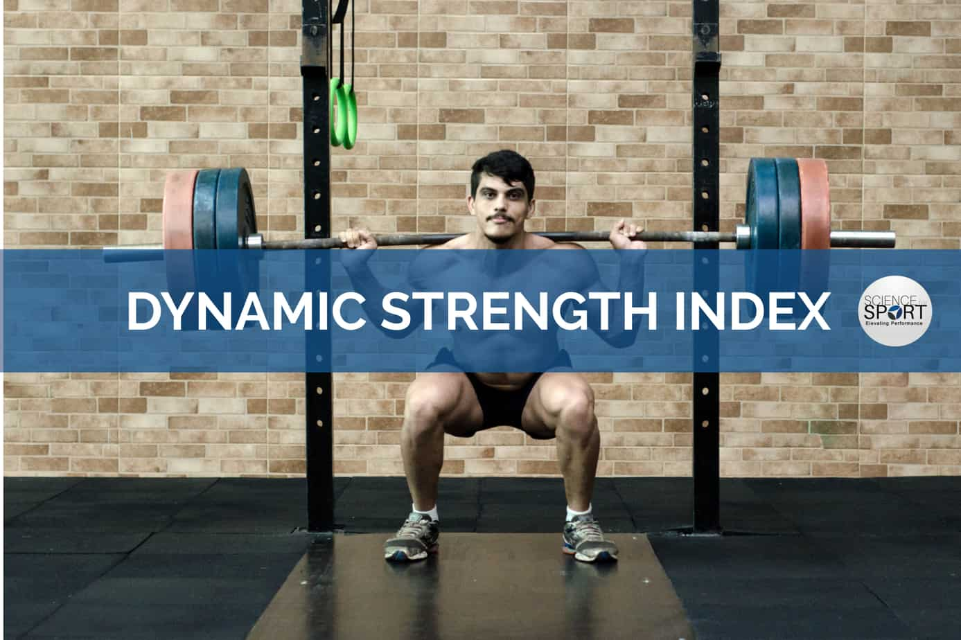 Dynamic strength index