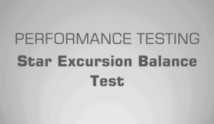 Star Excursion Balance Test