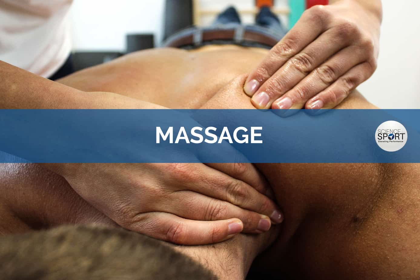 Massage - Science for Sport - Recovery