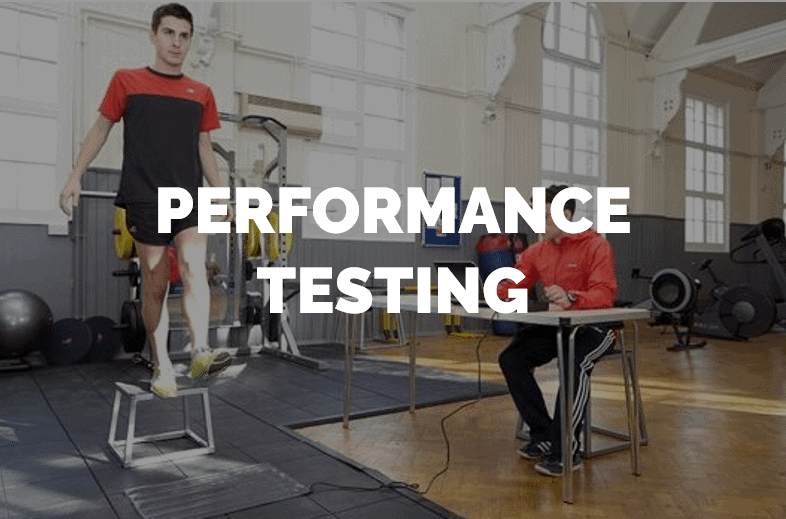 Performance Testing | Science for Sport
