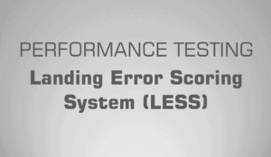 landing error scoring system (LESS) science for sport