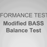 Modified BASS Balance Test - Science for Sport