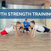 Youth Strength Training - Science for Sport - Sports Science