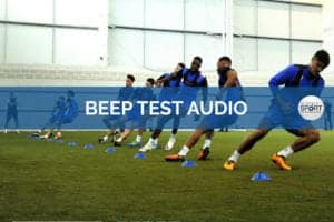 Beep Test Audio - Science for Sport