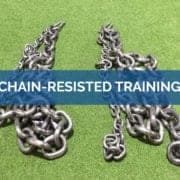 Chain-Resisted Training - Science for Sport - Strength and Conditioning