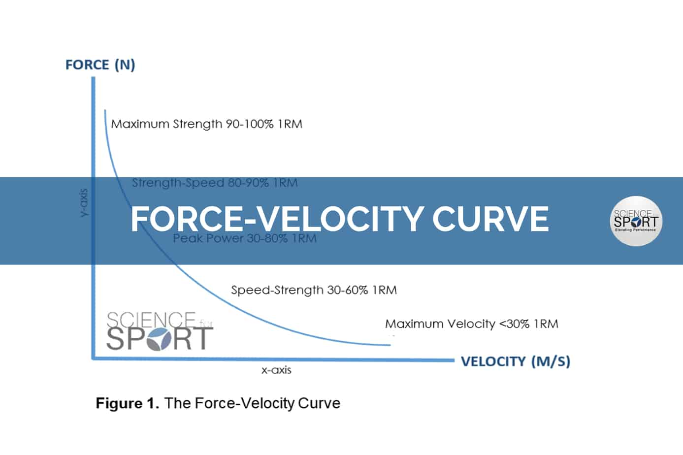 Force-Velocity Curve | Science for Sport