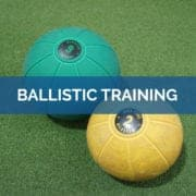Ballistic Training - Science for Sport - Strength and Conditioning
