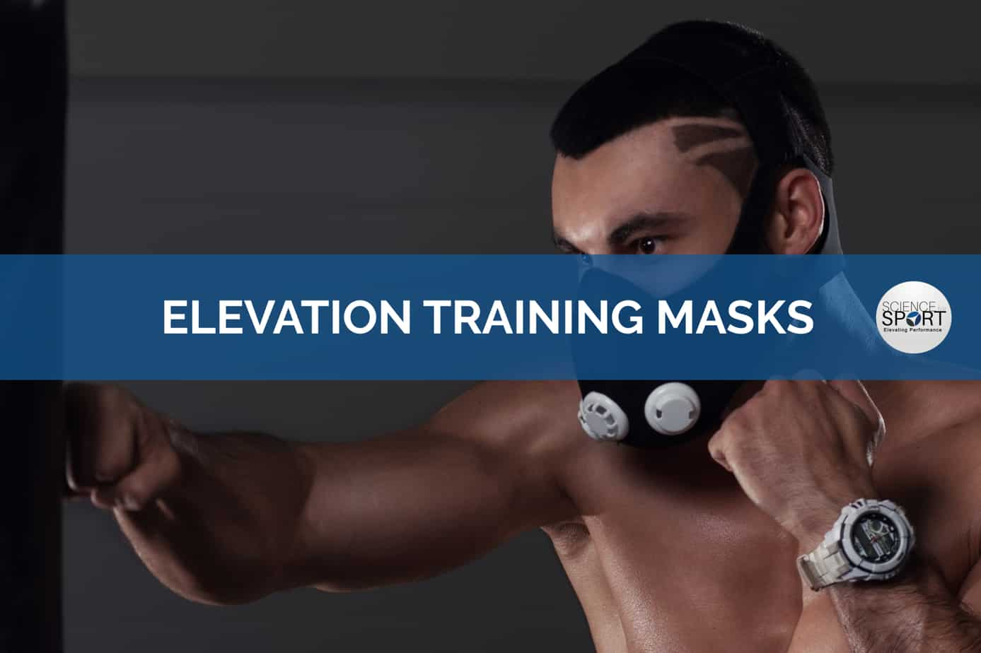 Elevation Training Masks - Science for Sport - Sports Science
