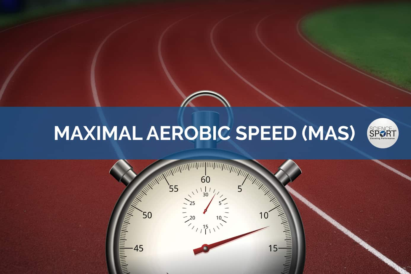 maximal aerobic speed (MAS) - Science for sport