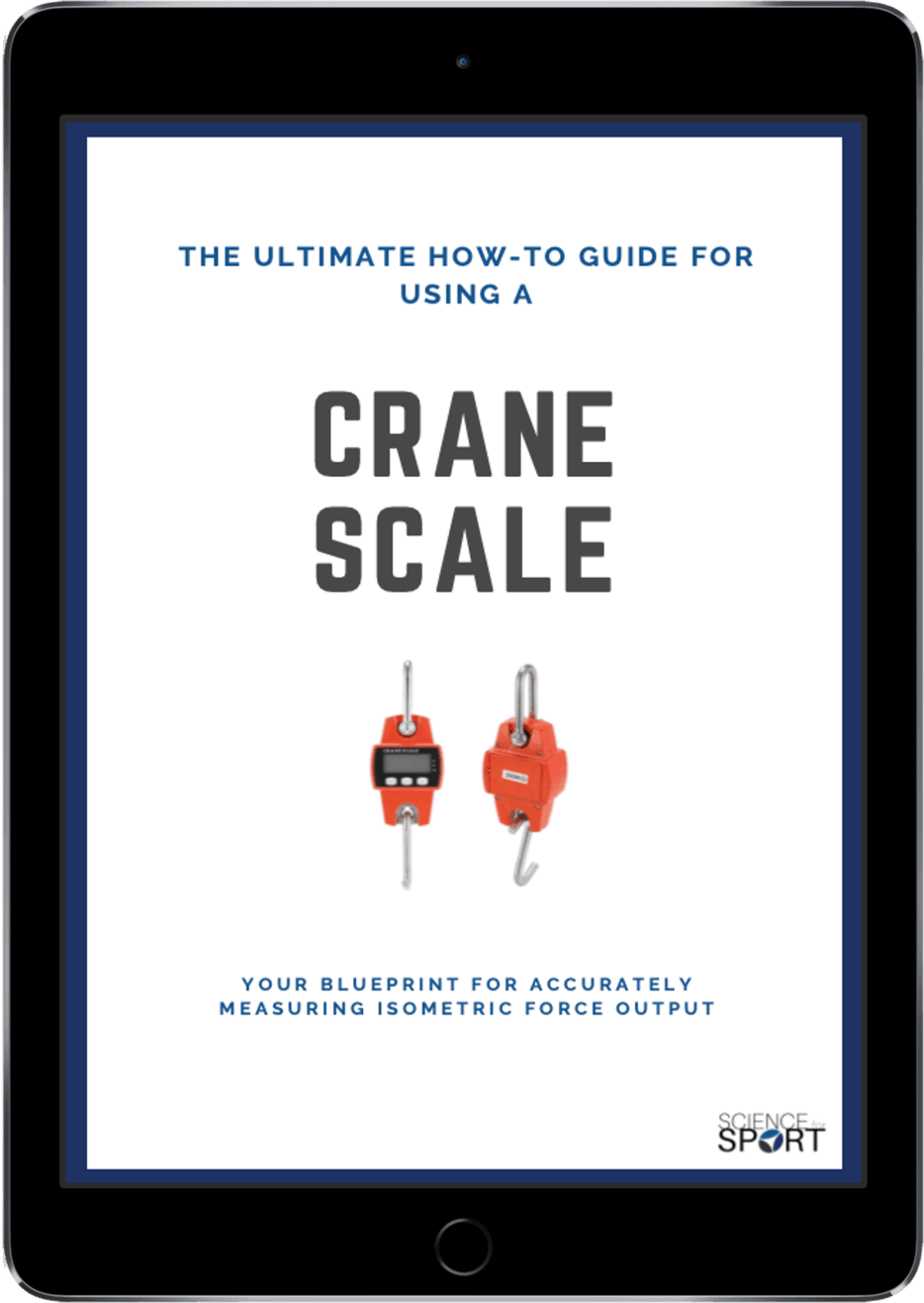 Crane Scale - How-to Guide
