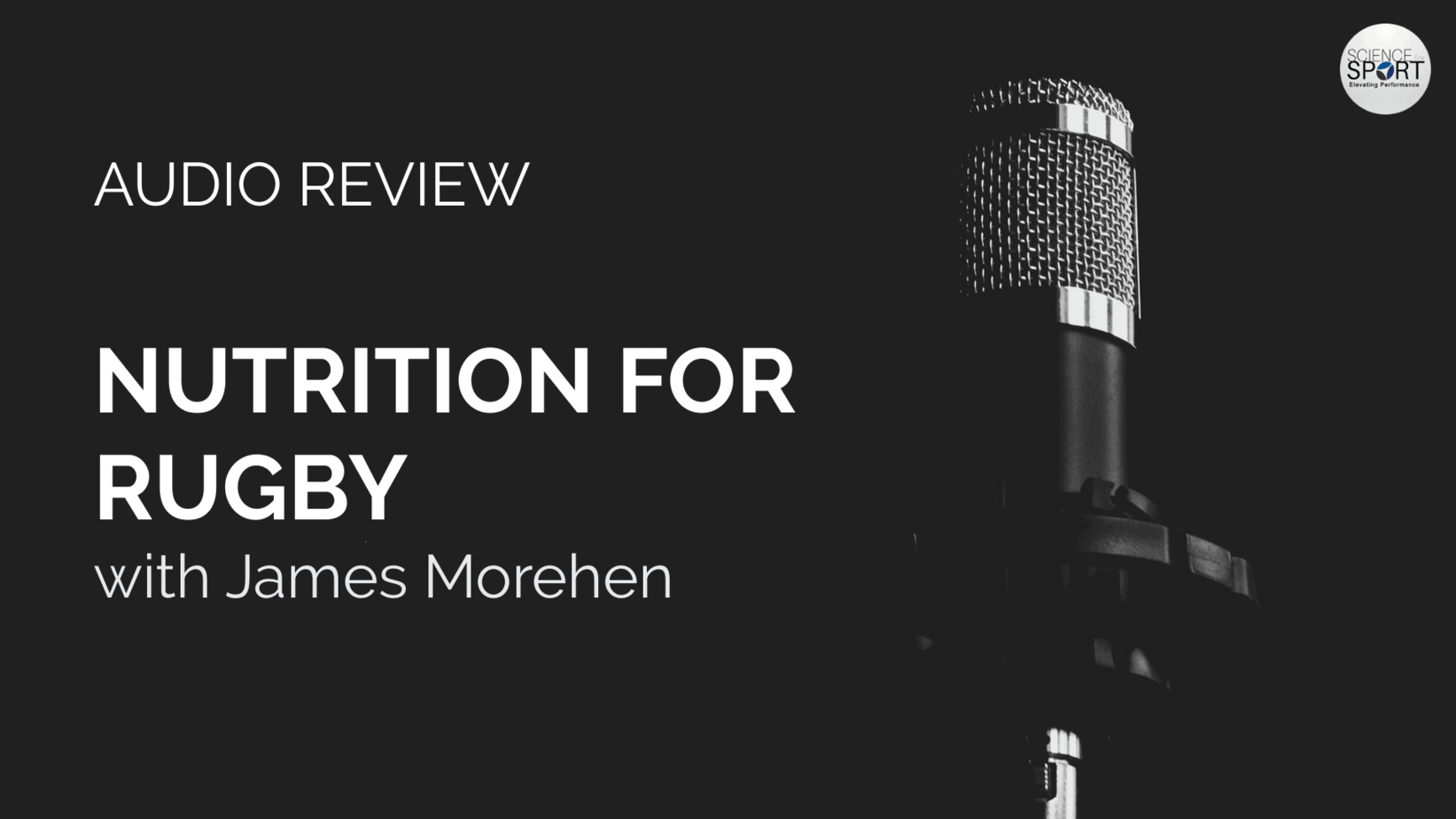 Nutrition for Rugby