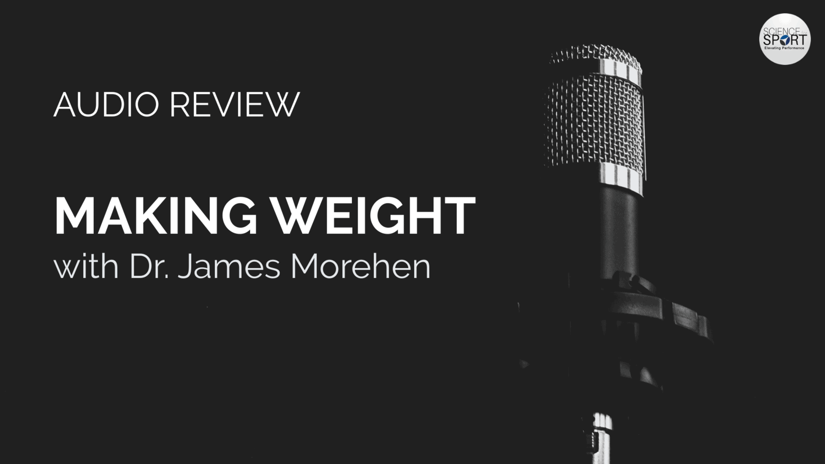 Making Weight - Audio Review