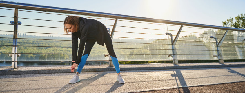 Exercising in the morning is the way to go if you're an early bird.